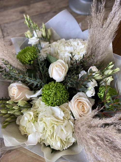 Country Pampas Bouquet