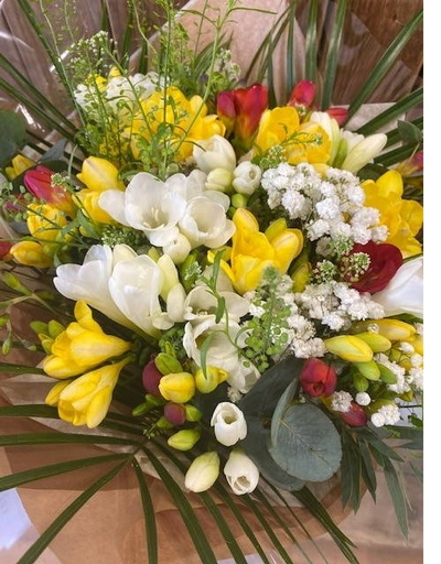 SPECIAL OFFER FREESIA BOUQUET